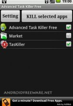 Advanced Task Killer