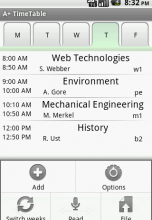 A+ TimeTable 2.0.1