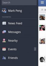 Facebook 1.8.1 for Android