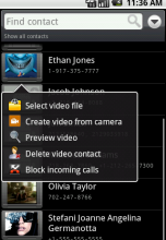 Video Caller Id 1.11.05 (Free)