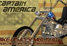 Bike Disassembly 3D