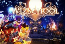 Wizschool - Ancient Magic Book