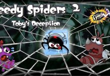 Greedy Spiders 2