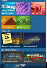 Microsoft Solitaire Collection - пасьянс Косынка для Android